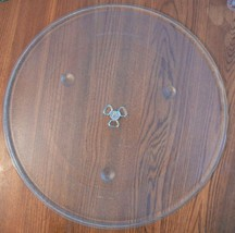 """16 1/2"""" GE WB48X10046 Microwave Glass Turntable Plate Replacement Good! - $97.99"""