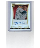 2013 Select Prizm Rookie Auto #'d 70/99 Tyler Skaggs -Washington Nationals- - $9.85