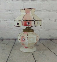 "Antique Mini Parlor Lamp 6 3/4"" - $19.79"