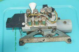 Mercedes W208 CLK320 CLK 430 Convertible Top Hydraulic Pump Motor A2088001048 image 3