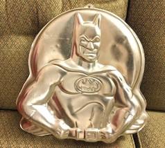 Wilton Cake Pans 1989 Dc Comics Batman 1989 Birthday Bakeware VINTAGE Large - ₹1,431.48 INR