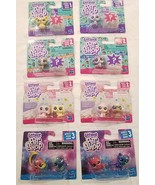 Hasbro Collection Lot of 8 Littlest Pet Shop Series 1,2,3 - $72.00