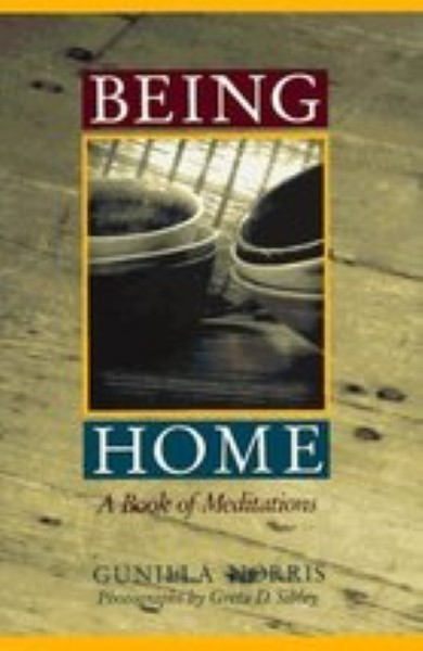Being Home by Norris, Gunilla and Sibley, Greta D.