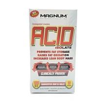 Magnum Nutraceuticals Acid CLA Supplement 90 Count Far Burner Fitness Fr... - $19.55