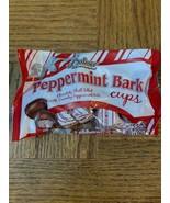 (2) Palmer 5 oz Bag Peppermint Bark Cups Chocolate+Crunch Christmas Candy - $11.83