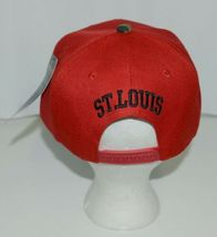 Evergreen Headwear Headcoverz St Louis Cardinals Camo Baseball Cap Snapback image 3
