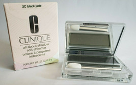 Clinique All About Shadow Soft Shimmer .07 oz / 2.2g - $12.00