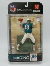 Dan Marino Miami Dolphins McFarlane Legends Series 5 Figure Teal Jersey Variant - $69.18