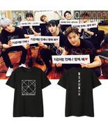 KPOP Monsta x T-shirt BE BEAUTIFUL Concert Tshirt Lee Joo Heon Tee Shown... - $12.98