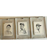 1950s CALLAHAN TINKER/EVERS/CHANCE FROM SET BREAK EX !! - $58.41