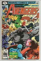 AVENGERS #188 John Byrne Green Springer Fine+/VF Marvel Comics 1979 - $11.00