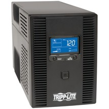 Tripp Lite SMART1500LCDT Smart Pro Lcd Tower Line-Interactive 1,500VA Ups With Lc - $274.21