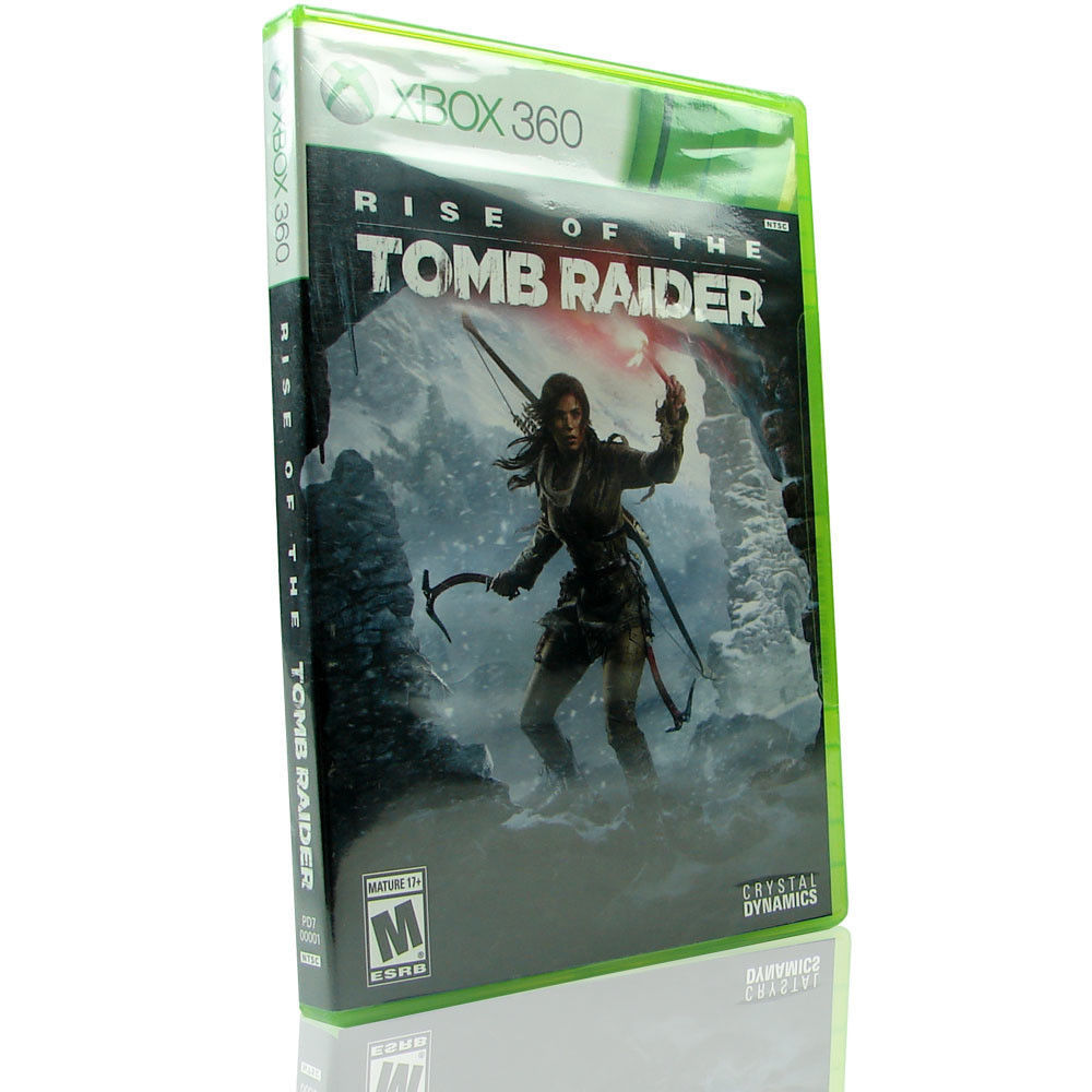 Rise of the Tomb Raider - Xbox 360 for sale  USA