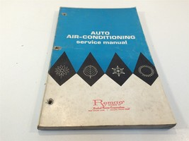 1967 Auto Air-Conditioning Service Manual - Draf Tool Co. - $14.99