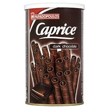 Caprice - Dark Chocolate Filled Wafers, 250g - $17.71