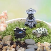 KAGGA Mini Fantasy Miniatures Garden Terrarium Decoration - $13.95