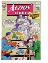ACTION COMICS #310 1964-SUPERMAN-KRYPTONITE COVER VG - $31.53