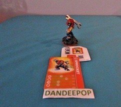 Skylanders Figure First Edition Sprocket E3129 w/ cards Activision video... - $7.67