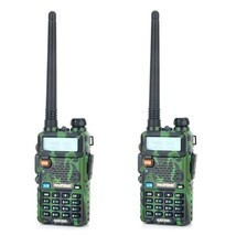 Aofeng uv 5r 5w dual band 128 ch walkie talkie camouflage 2pcs jftime 1412 21 jftime 11 thumb200