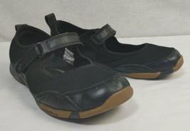 Merrell Women's Performance Footwear Black Mary Jane Slip On Flats Size 8.5 - $28.50