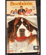 Beethoven - Charles Grodin - Bonnie Hunt - Gently Used VHS Video - VGC - $5.93