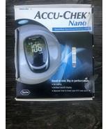 Accu-Check Nano SmartView Blood Glucose Monitoring System Roche Expires ... - $12.86