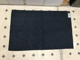 """2'6""""X3'10"""" Solid Washable Tufted Accent Rug Blue - Made By Designâ""""¢ - $13.42"""