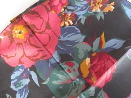 8 Chintz Floral Napkins & 5 Placemats Audrey of Dallas 100% Cotton New - $12.82