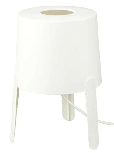 IKEA TVÄRS Table Lamp White  image 3