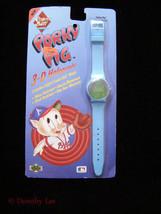 Looney Tunes Comic Ball Watch 1990 Upper Deck New Atlanta Braves Porky Pig - $18.99