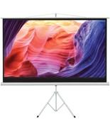 GPX PJSI900 90-Inch Indoor Projection Screen - $159.72