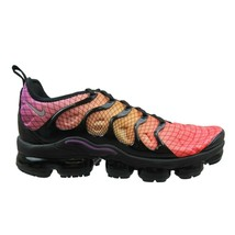 Nike Air Vapormax Plus Size 11 Grid Sunset Crimson Reflect Silver NEW 92... - £105.47 GBP