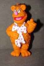 Muppets: Fozzie Bear PVC Figure [Disney Store] - $8.00