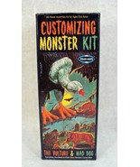 POLAR LIGHTS CUSTOMIZING MONSTER HORROR MODEL KIT! NEW! AURORA - $29.69