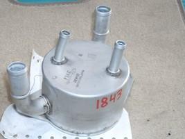 2001 MAZDA 3 2.0L AUTOMATIC TRANSMISSION OIL COOLER 124100-9920 GENUINE OEM