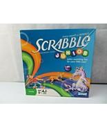 Scrabble Junior Crossword Board Game Parker Brothers Hasbro Family Fun N... - $20.00