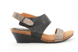 Soft  Vanita Luggage  Sandals Silver  Women's Size  US 8.5 () 5629  - $100.00