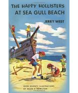 1 Vintage The Happy Hollisters at Sea Gull Beach Mystery Children's Book  - $9.99