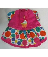 Dog Birthday Party Dress Pink Tulle - Petco Sz XXS Chihuahua Yorkie  - $10.88