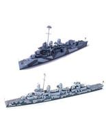 2 Tamiya Ship Models of US Navy Destroyers - DD-797 Cushing and DD445 Fl... - $29.69