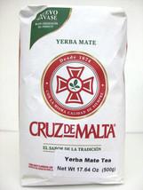 Cruz de Malta Yerba Mate Argentino 500 g - $17.81