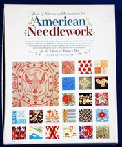 American Needlework Patterns Woman's Day 1963 Quilting Needlepoint Embro... - $8.00