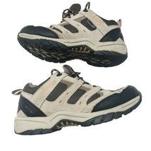 L.L Bean Tek 2.5 Dri-Lex Hiking Outdoor Shoes Women's Sz 8 Tan - $32.71