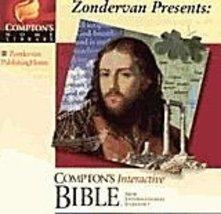 Compton's Interactive Bible - $14.99