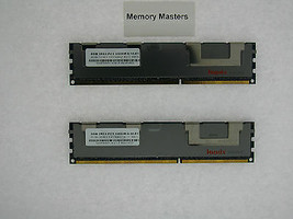 16GB 2X8GB MEMORY FOR HP PROLIANT DL320 G6 DL360 G6 DL360 G7