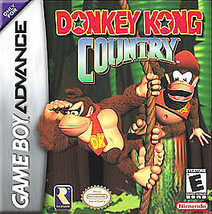 Donkey Kong Country (Nintendo Game Boy Advance, 2003) - $13.36
