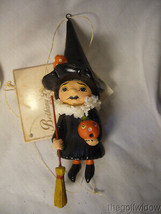 Bethany Lowe Happy Halloween Ornament no. HH4868 A - $24.49