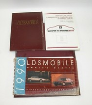 1990 Oldsmobile Ninety Eight Factory Original Owners Manual Book Portfol... - $17.77
