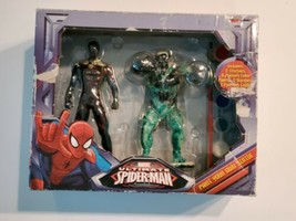 Marvel Ultimate Spiderman Paint Your Own Statue Spidey & Green Goblin - $13.09