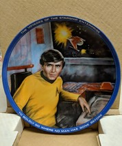 Star Trek 1983 Orig Series CHEKOV Ensign  Ltd Ed Plate - $6.79